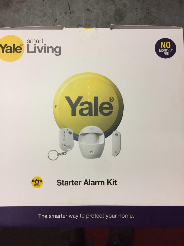 Yale wireless Home alarm