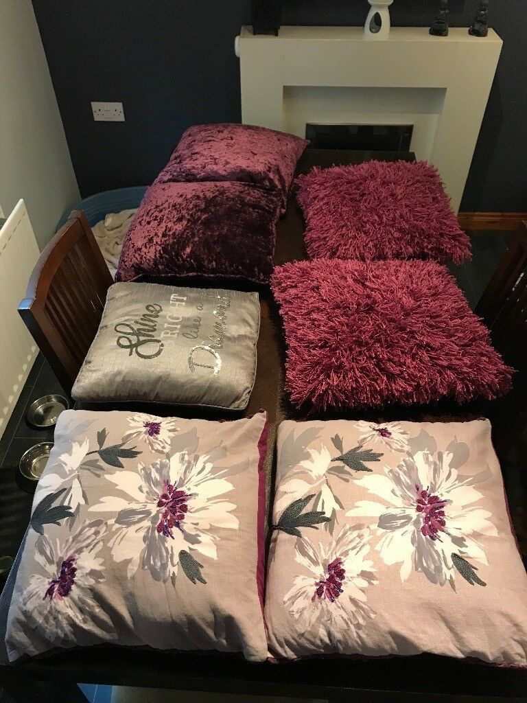 Selection of Next cushions for sale