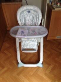 Chicco Polly Progress 5 high chair