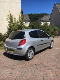 Renault Clio Extreme 2009 Silver for sale