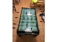 Fussball table in good condition