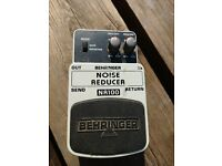 Behringer NR100 Noise Reducer - Cheap Noise Gate or Mute pedal
