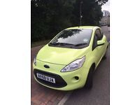 Ford Ka - Low Mileage, Very Good Condition!