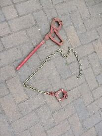 Fencing Tool/Wire Strainer