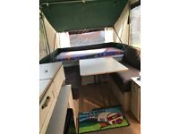 Conway camper tent
