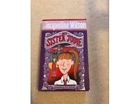My Sister Jodie by Jacqueline Wilson (Paperback, 2009) Excellent Condition (£2 + £2 POSTAGE)