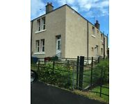 Spacious 1st floor flat situated in Hospitland Drive, Lanark