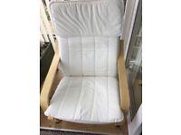 Ikea 'Poang' Chair
