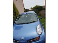 Nissan micra (quick sale )