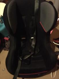 Pompero isofix baby seat 9to 18kg