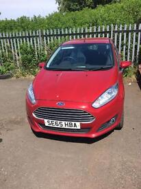 Ford Fiesta 1.0 eco boost low mileage