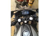 Yamaha YZF R-125 ABS 2016, 1 owner from new includes chain, logbook, 2 keys and alarm