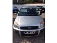 Ford Fusion 1.4 automatic