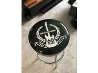 Fender stool 60 year celebration stool never been sat on or used it's immaculate