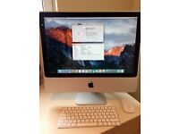 "iMac Early 2008 - 20"" - 2.4GHz - 4Gb Memory - Magic Mouse - Brand New Wireless Keyboard - Boxed"