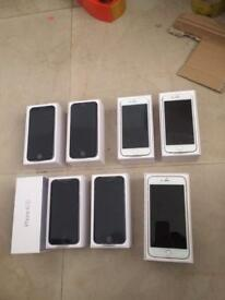 Apple iPhones for Sale Mint Condition Unlocked