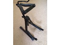Violin stand for sale.