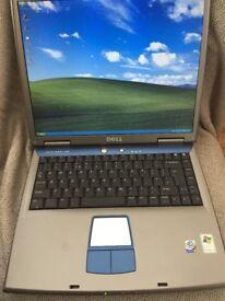 full working dell laptop windows xp