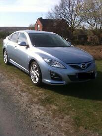 Mazda 6 Sport 2.2 Diesel