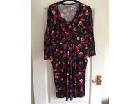 Jojo maman Bebe maternity dress size 12
