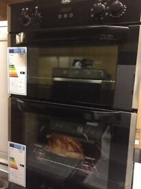 Belling Double Built In Electric Oven New and Unused