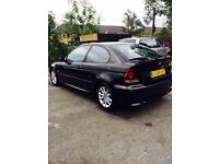 BMW 3 series compact 2004 1.8 petrol