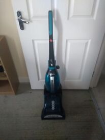 Hoover Cleanjet Volume Carpet Washer With Some Fluid