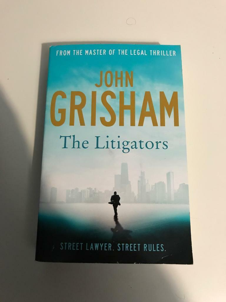 New John Grisham - The Litigators
