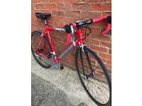 Cannondale R900 road racing bike