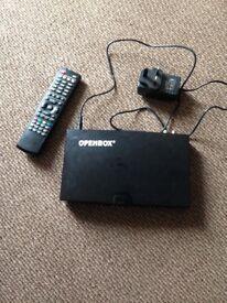 Open box v8s , wifi , 3G ,Hd
