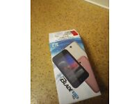 ZTE blade like new gold