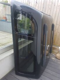 TOYOTA HILUX - REAR CANOPY (FOR 3.0 D-4D INVINCIBLE DOUBLE CAB PICKUP 4DR)