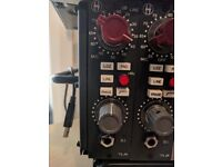 Heritage Audio 73jr 500 Series Neve Style Preamp (1 of 2)
