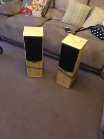 Two speakers 160watt good condition