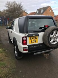Freelander td4 for spares