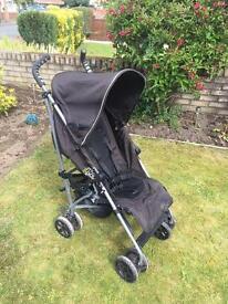 Mamas & papas pulse pushchair / stroller - holiday
