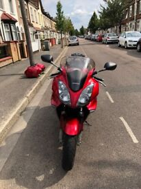 Lovely example of Honda VFR800 VTEC (2007)