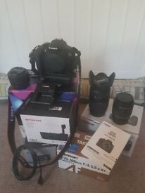 Canon EOS 1300D Camera Kit (Boxed)