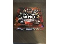 Doctor Who DVD Boardgame