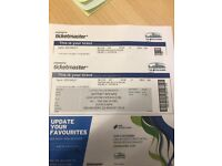 Britney Spears Tickets x 2. SSE Hydro