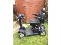 Pride mobility scooter in excellent condition