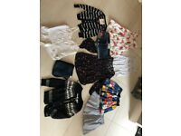 HUGE Hollister Abercrombie Job Lot/Collection Womens Size S 34 ITEMS!!