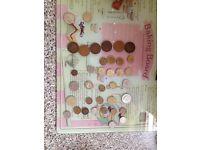 Random coin collection