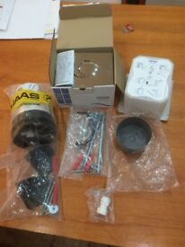 Grohe Skate Air Toilet wall plate (38506000) and other Grohe Toilet fittings all New