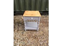 Beautiful Pine Coffee / Occasional Table