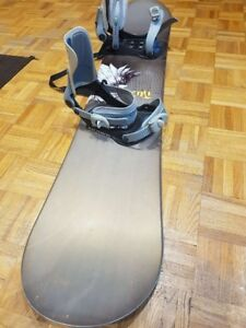 Ride Snowboard used 5 times