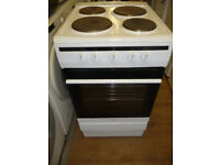 Amica Single Oven Electric Cooker - 50 cm
