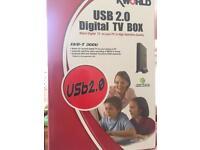 K World USB 2.0 Digital TV Box