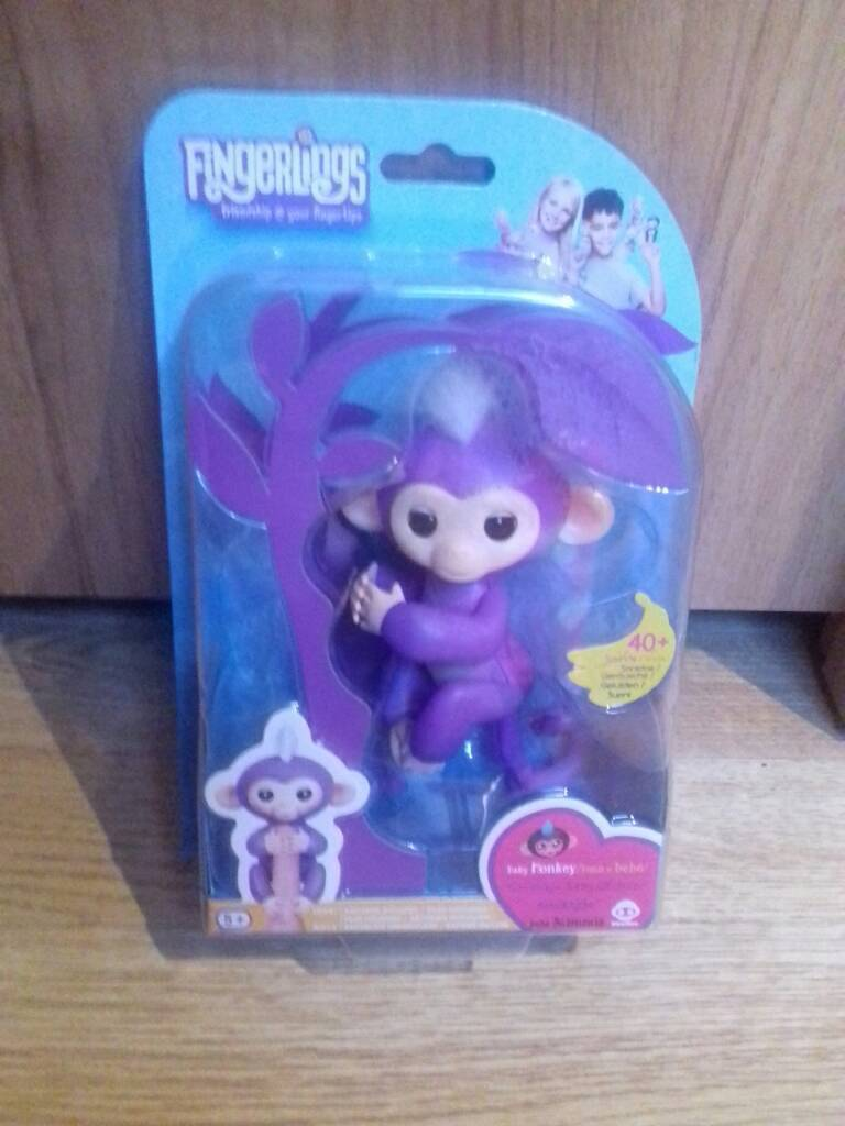 Fingerlings brand new. Daughter received 3.