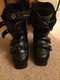 Saphir Rossignol Cockpit ski boots size 4